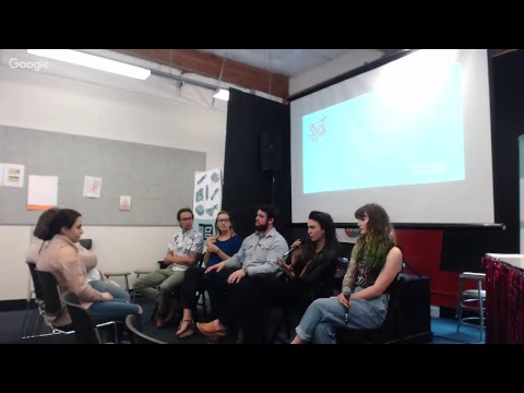 Show & Tell: PSUGD Small Business Panel
