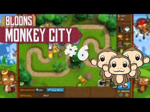 DDTs kommen vor ZOMGs!? - Bloons Monkey City #6