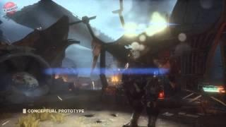 Mass Effect 4. Дебютный трейлер с E3 2014 (перевод)