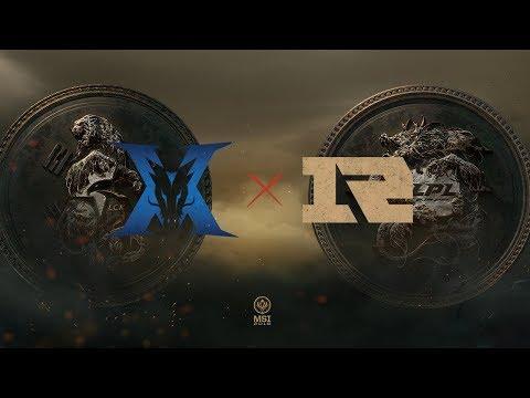 King-Zone x RNG (MSI 2018 - Fase de Grupos - Dia 4)
