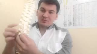 видео Подводное вытяжение позвоночника
