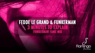 Скачать Fedde Le Grand Funkerman Feat Shermanology 3 Minutes To Explain Funkerman Fame Mix