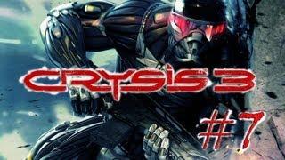 Crysis 3. Серия 7 - Война миров.