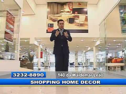 Great Shopping Home Decor Comercial TV+ Santos