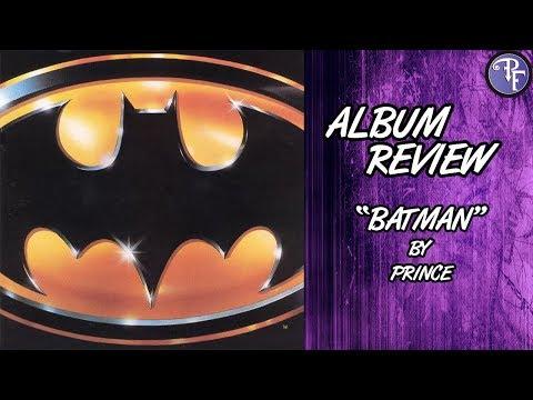 Batman (1989) - Prince - Album Review (Soundtrack)