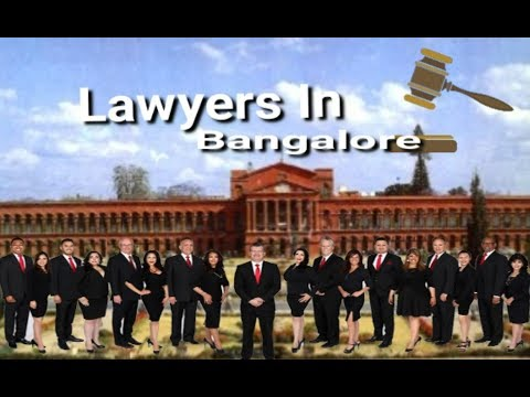 lawyers in Bangalore - Get FREE Legal Advice from Advocates in Bangalore