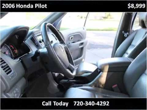 2006 honda pilot used cars longmont co youtube for Victory motors trucks longmont