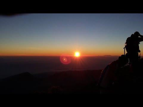 Pendakian Rinjani 3726 MDPL via Sembalun Full Movie