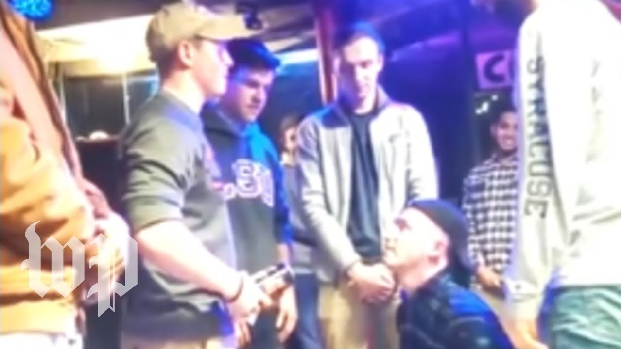 Syracuse University Fraternity Suspended for Racist, Homophobic, Anti-Semitic Videos pictures