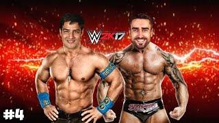 Христо играе: WWE 2k17! С Боги! 5-дневно предизвикателство #4