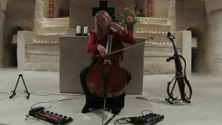 Bach Suite 2 Prelude, Mayke Rademakers (cello)