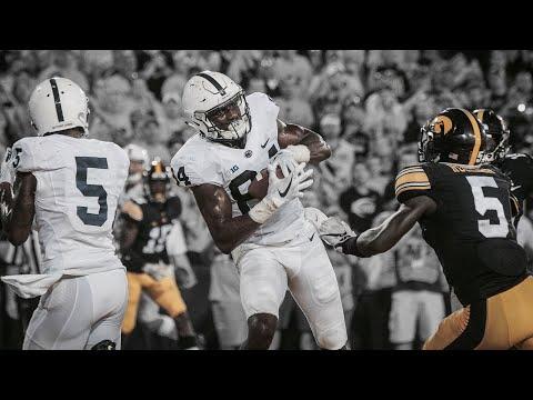 Penn State Game Winning Drive at Iowa || 09/23/17