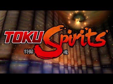 TOKU SPIRITS `特撮魂` - Event Promotional Video