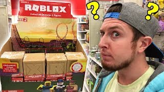 SO WHAT SATURDAY - I'M LOST? Unboxing Roblox Toys Blind Box Figures!
