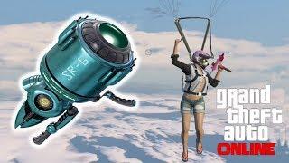 GTA 5 Online - Shrink Ray Gun, Heist Release Date Talk, & Hipster Update (QnA #12)