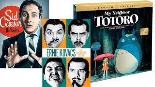 Kenneth Turan's DVD Pick of the Week – Holiday Gifts, Part I