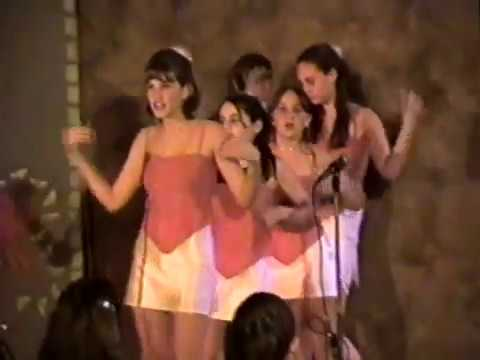 North Carroll Middle School Talent Show (March 2000)