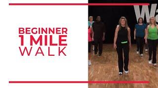 Beginner 1 Mile Walk   Walk At Home