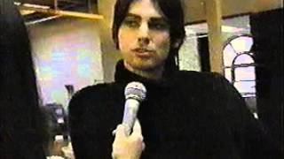 Beto Cuevas Interview in New York - 1997
