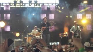 Vance Joy - Riptide - Coachella Weekend 2, April 19, 2015