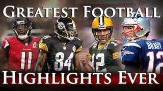 Greatest Football Highlights Ever -  2016 Season