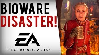 "BioWare In Disaster Mode! Use Anthem ""Early Access"" Excuse As Playerbase TANKS By 50% & DLC Delayed!"