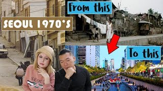 Reacting to South Korea in the 1970's