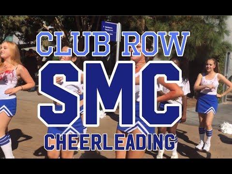 Santa Monica College Cheer - Club Row