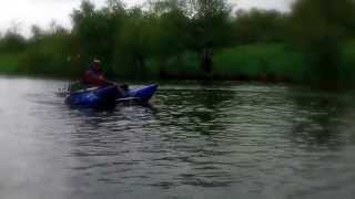 Float tube Outlaw Escape motorisé