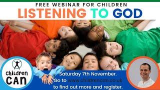 Listening to God Webinar.