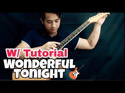 Wonderful Tonight - Eric Clapton (Alexandr Misko Style )Guitar Fingerstyle