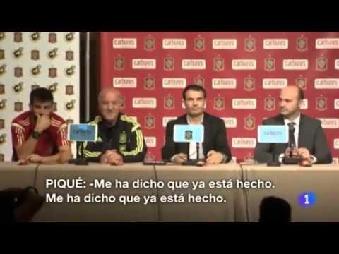 PIQUE:Cesc Fàbregas se va del FC Barcelona por 33 millones de euros