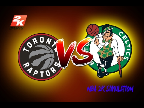 Toronto Raptors vs Boston Celtics - Full game | February 1, 2017 | Season 2016-17 | NBA 2K17