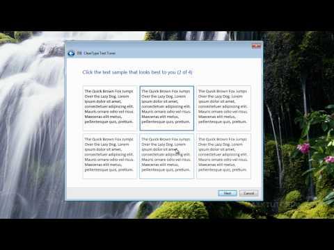 windows-7-calibrar-texto-y-color-de-monitor