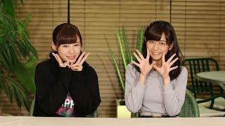 今回のMCはモーニング娘。'14生田衣梨奈と、Juice=Juice宮崎由加! 11/1...
