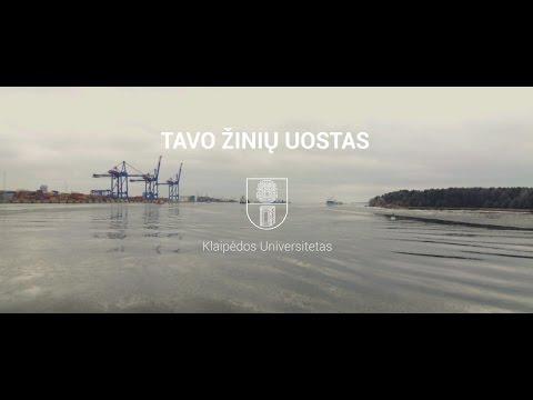 Klaipėdos universitetas - Tavo žinių uostas