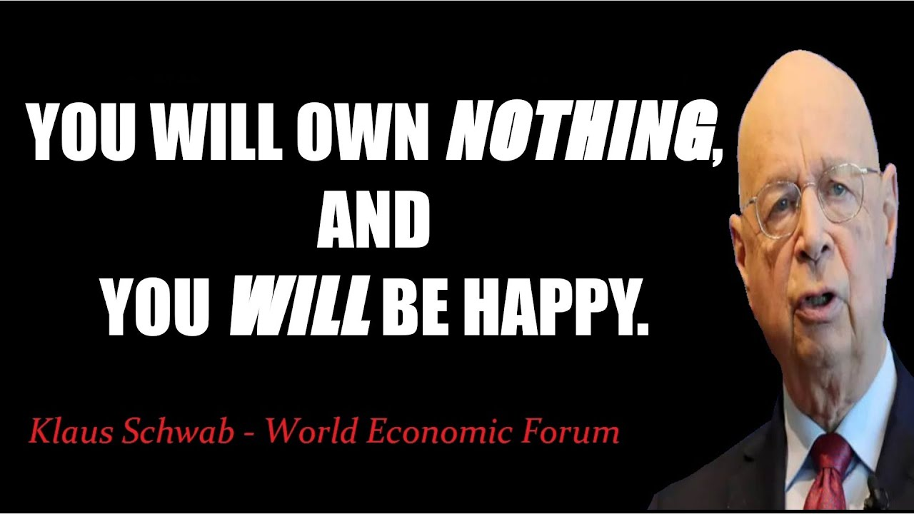 """You will own nothing, and you will be happy"""" - Rex van Schalkwyk - YouTube"""