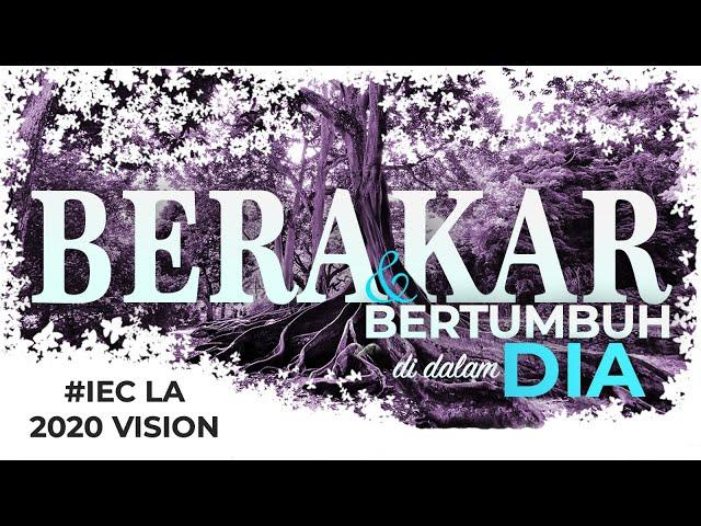 2020.03.22 - Indonesian Sunday Service