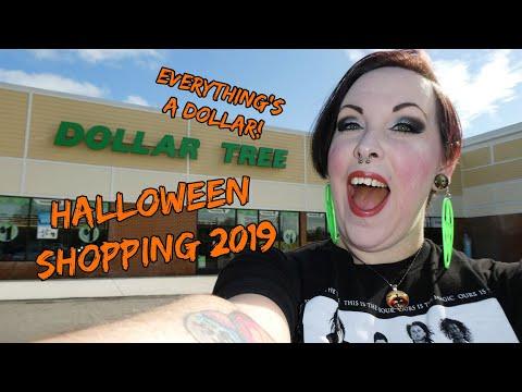 Halloween Shopping: Dollar Tree | Spooky Brandie