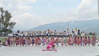 Guelaguetza 2015: Flor de Piña, Tuxtepec (1er lunes, 10am)