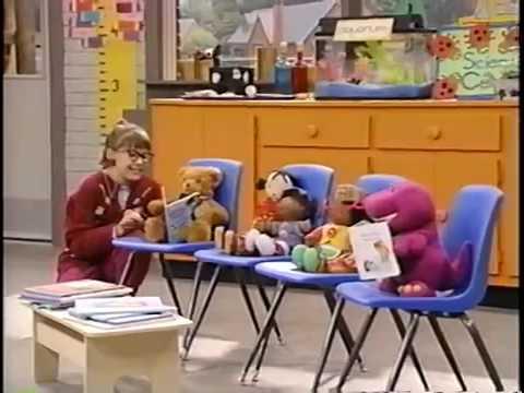 Barney English Part 5