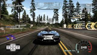 NFS Hot Pursuit Multiplay PowerDirector 10 Ultra 64 Test HD
