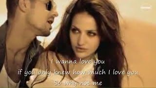 Enrique Iglesias - Why Not Me - Video Mo...