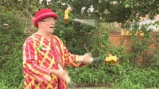 How To Learn Fire Juggling