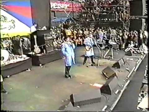 Beastie Boys Tibetan Feedom Concert 98 - # 6 Egg Raid on Mojo