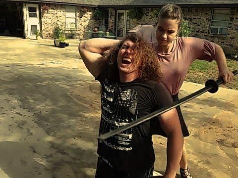 Sibling Rivalry (Gladius vs Katana)