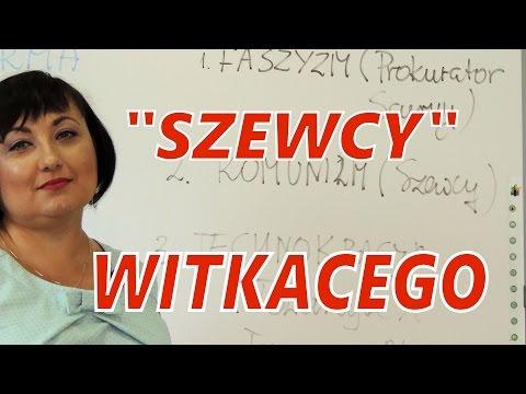 """83. Matura z polskiego: """"Szewcy"""" Witkacego."""
