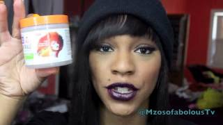 curl defining natural hair products review curls unleashed dark and lovely curl glees
