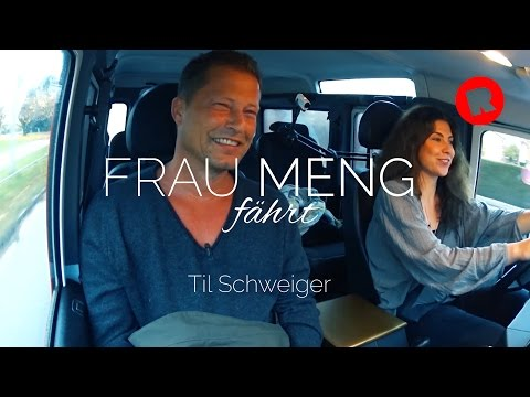 Frau Meng fährt... Til Schweiger 001  Radio Hamburg