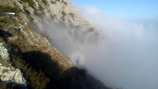Чудо на горе Афон